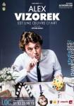 Alex Vizorek est une œuvre d'Art