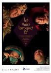 Les Nuits Baroques : Le festival des plaisirs et des spectacles des XVIIe et XVIIIe siècles !