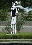 Jardin Michel Germa - Sculptures