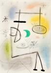 Joan Miro : femmes, oiseaux et monstres...