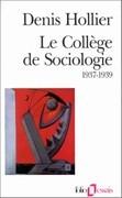 Le Collège de sociologie