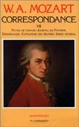 Correspondance de Mozart