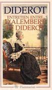 Entretiens entre d'Alembert et Diderot