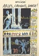 Arles, croquis, danse !