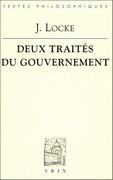 Deux traités sur le gouvernement