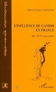 L'influence de Gandhi en France