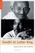 Gandhi et Martin Luther King : leçons de non-violence
