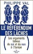 Le référendum des lâches