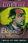 Elégies romaines