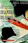 Anthologie de la poésie des femmes au Québec