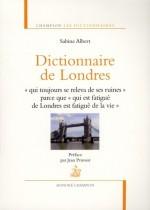 Dictionnaire de Londres
