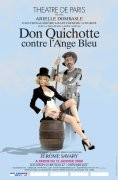 Don Quichotte contre l'ange bleu
