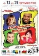 Les Mosaïcales du rire 2007