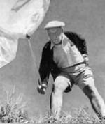 Vladimir Nabokov par Horst Tappe
