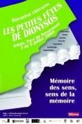 Les Petites Fêtes de Dionysos 2009