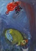 Chagall, Kupka, deux visions du Cantique des Cantiques