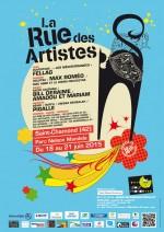 La Rue des Artistes 2015