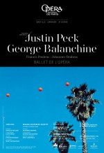 Ballet de l'Opéra national de Paris : Justin Peck, George Balanchine