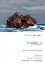 Francesca Piqueras : après la fin