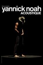Yannick Noah acoustique