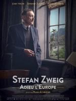 Stefan Zweig : adieu l'Europe - Affiche