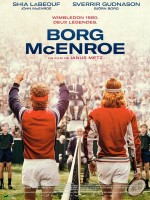 Borg / McEnroe - Affiche