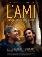 L'Ami : François d'Assise et ses frères - Affiche