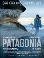 Patagonia, el invierno - Affiche