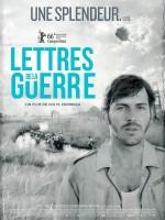 Lettres de la guerre - Affiche