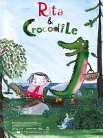 Rita et Crocodile - Affiche