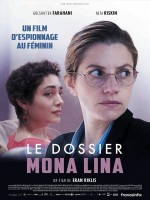 Le Dossier Mona Lina - Affiche