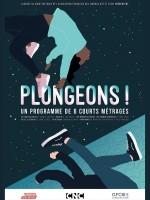 Plongeons ! - Affiche