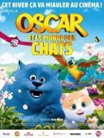 Oscar et le Monde des chats - Affiche