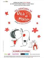 Les Aventures de Rita et Machin - Affiche
