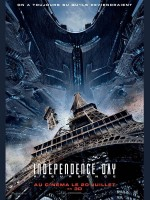 Independence Day : Resurgence - Affiche