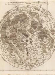 La Lune - Du voyage réel aux voyages imaginaires