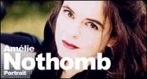 PORTRAIT D'AMELIE NOTHOMB