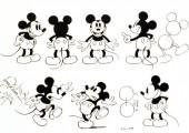 Mickey Mouse, 80 ans deux fois