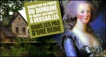 OUVERTURE AU PUBLIC DU DOMAINE DE MARIE-ANTOINETTE A VERSAILLES