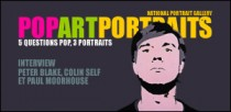 POP ART PORTRAITS A LA NATIONAL PORTRAIT GALLERY