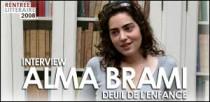INTERVIEW DE ALMA BRAMI