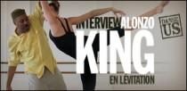 INTERVIEW D'ALONZO KING