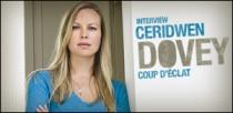 INTERVIEW DE CERIDWEN DOVEY