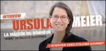 INTERVIEW D'URSULA MEIER