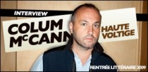 INTERVIEW DE COLUM McCANN
