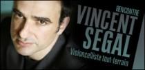 RENCONTRE AVEC VINCENT SEGAL