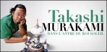TAKASHI MURAKAMI DANS L'ANTRE DU ROI SOLEIL