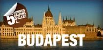 5 BONNES RAISONS D'ALLER À BUDAPEST