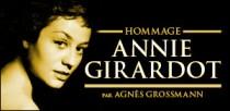 ANNIE GIRARDOT PAR AGNES GROSSMANN