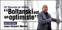 ENTRETIEN AVEC JEAN-HUBERT MARTIN
